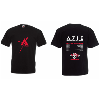 A7IE Russian Tour 2013 T-Shirt Men
