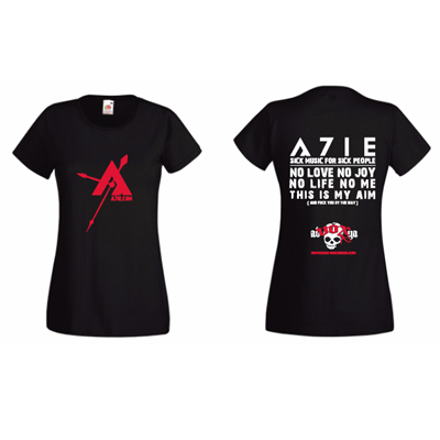 A7IE official 2013-2014 T-Shirt Girlie