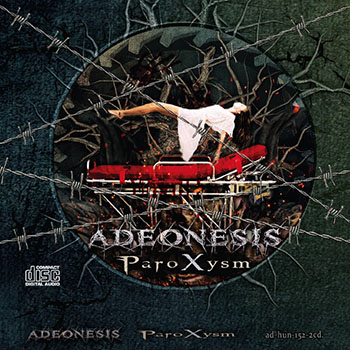 Adeonesis - Paroxysm (extended 2CD limited edition)