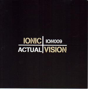 Ionic Vision - Actual