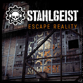 Stahlgeist - Escape Reality