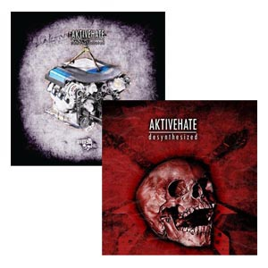 Aktive.Hate - Desynthesized + Remanufactured (extended 2cd limited edition)