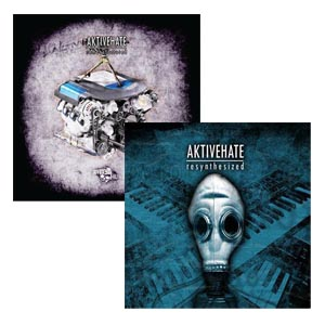 Aktive.Hate - Resynthesized + Remanufactured (extended 2cd limited edition)