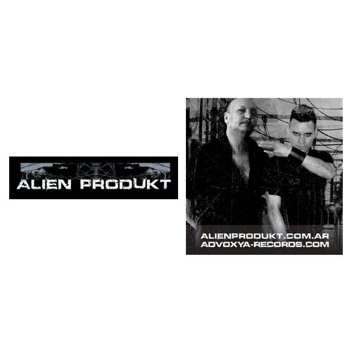 Alien Produkt T-shirt - industrial Factory