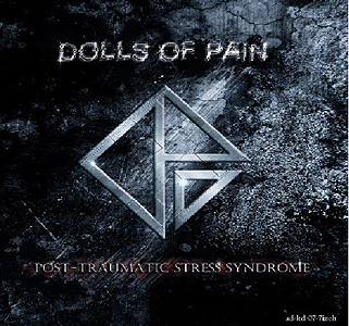 Dolls Of Pain - Post Traumatic Stress Syndrome 7inch vinyl