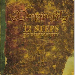Doppelganger - 12 Steps To Inhumanity