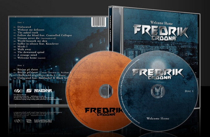 Fredrik Croona - Welcome Home (extended 2cd limited edition)