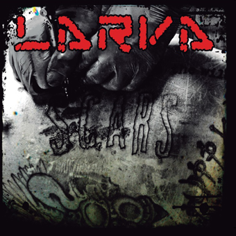 Larva - Scars 2LP+CD