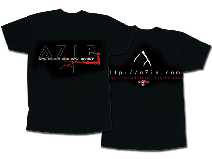 A7IE Narcissick T-Shirt Sleeve