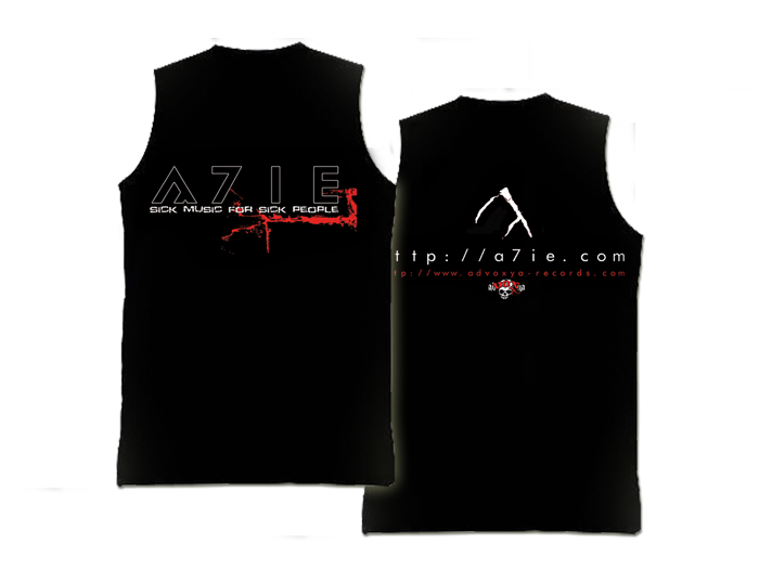 A7IE Narcissick T-Shirt Sleeveless