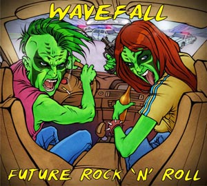 Wavefall - Future Rock n Roll